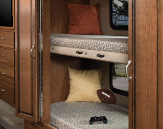 BUNK BEDS (36D, 36F)