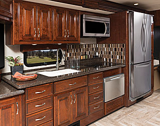 RESIDENTIAL GALLEY