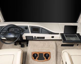 INTEGRATED PASSENGER DASH