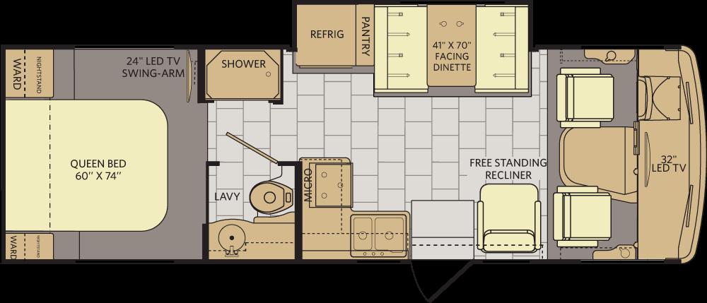 Floorplan 26D