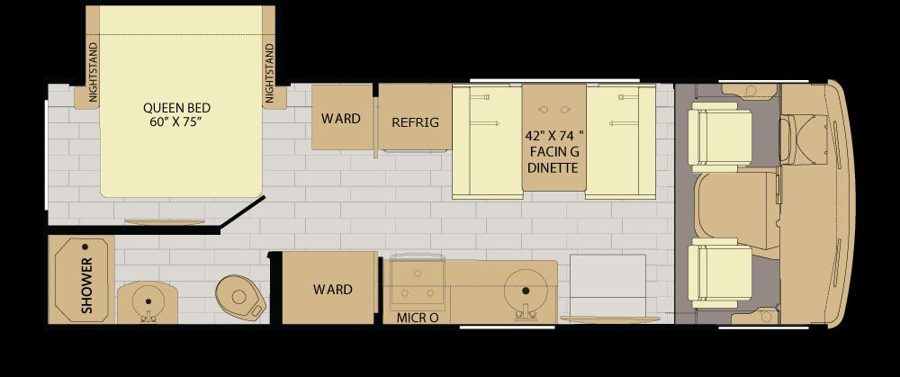 Floorplan 25S