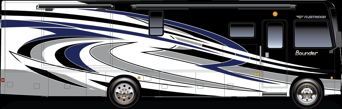 Bounder RV – Fleetwood Bounder RV – Class A Gas Motorhomes