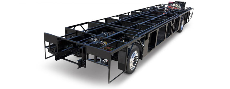 POWER BRIDGE® CHASSIS