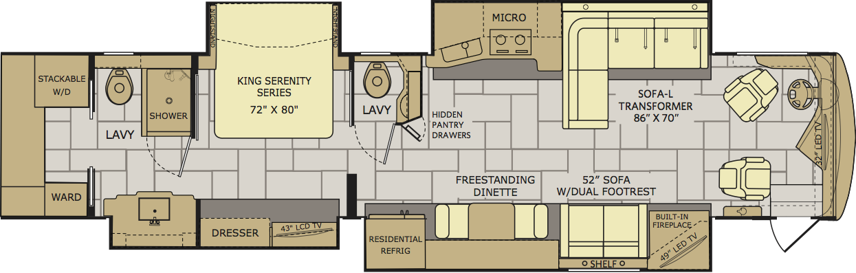 Floorplan 44H