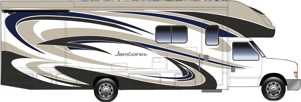 Jamboree RV – Fleetwood Jamboree RV – Class C Motorhome