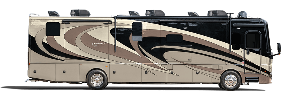 Discovery RV – Fleetwood Discovery RV – Class A Diesel Motorhomes