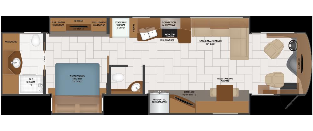 Floorplan 40D