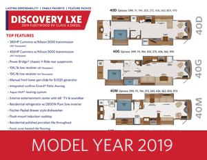 2019 Discovery LXE brochure thumb