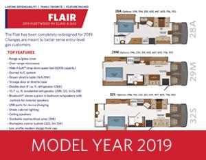 2019 FLAIR brochure thumb
