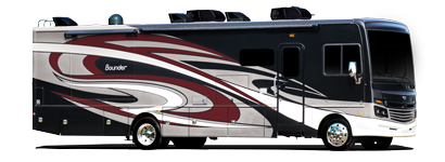 fleetwood rv owners manualsnew new bounder our newest class a gas release!