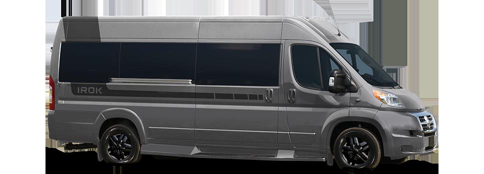 2019 Fleetwood IROK Class B Camper Van