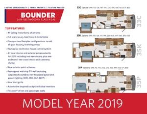 2019 Bounder brochure thumb
