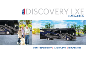 2019 Discovery LXE Brochure brochure thumb