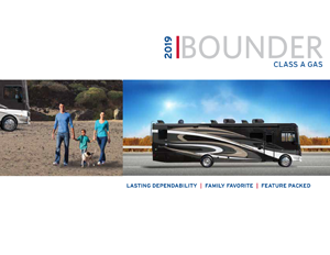 2019 Bounder Brochure brochure thumb